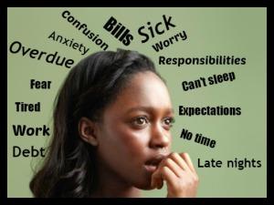 stressed-black-woman